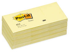 Viestilappu 38x51mm POST IT - Viestilaput ja telineet - 102028 - 1